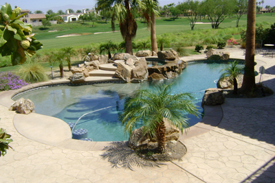 Lovely Custom Pools U0026 Spas