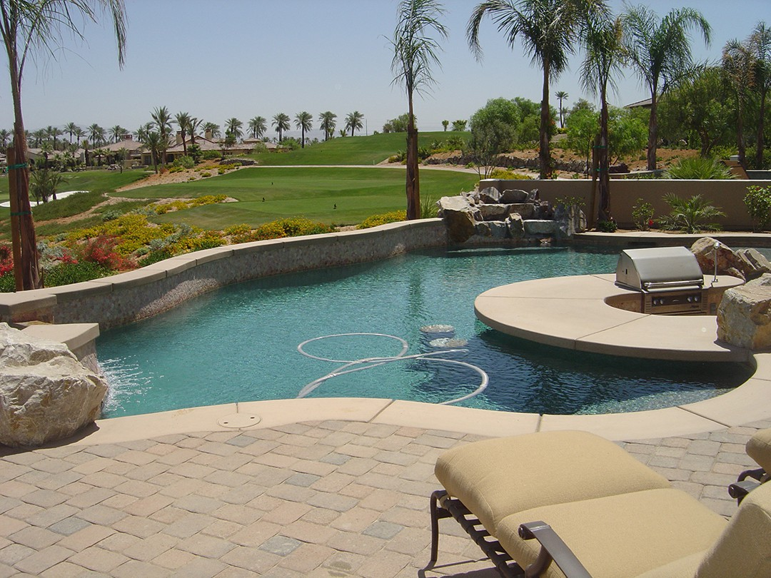 Pool spa services pool equipmet repair pools cleaning for Pool design services